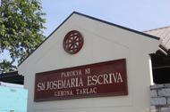 Gereja Paroki St. Josemaria Escriva Menjadi Tempat Ziarah di Keuskupan Tarlac, Filipina