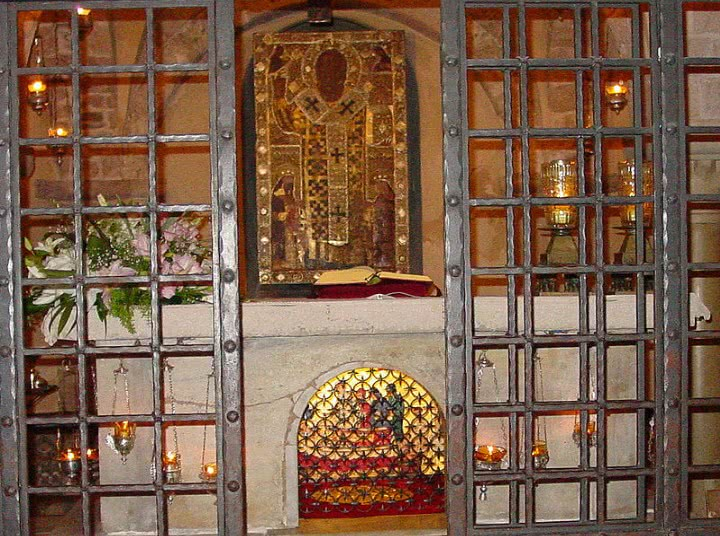 Opus Dei - Św. Mikołaj i św. Josemaría