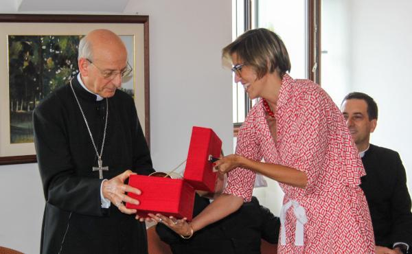 """In Milan: """"First comes our relationship with Christ and concern for others"""""""