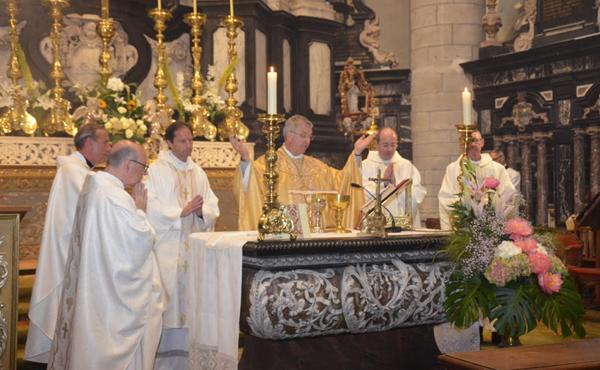 Viering van het feest van de heilige Josemaría in Antwerpen