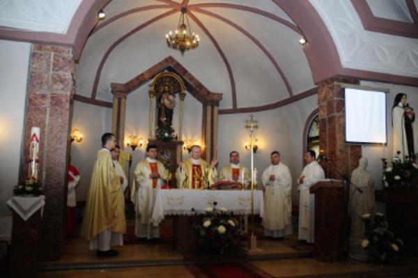 Sărbătoarea sfântului Josemaría în București