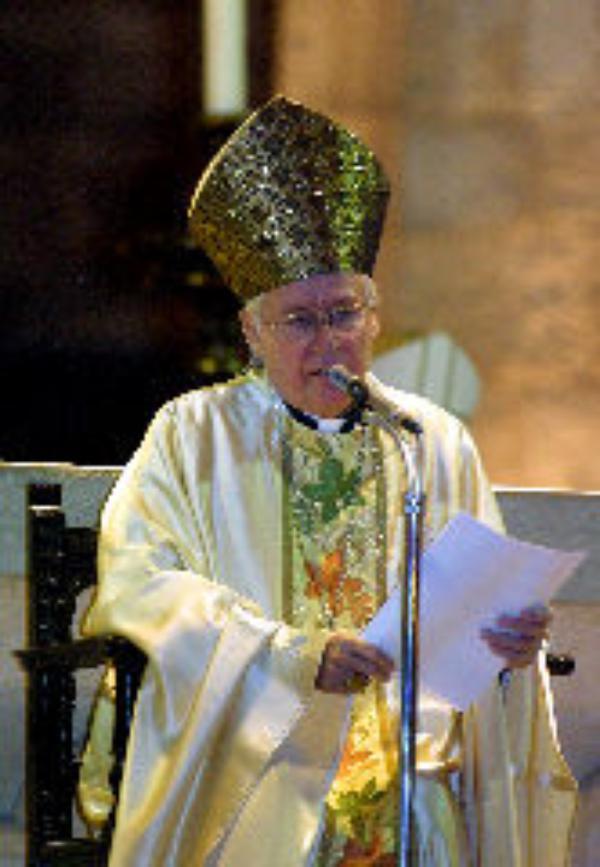 Homilia de l'Eucaristia de Barcelona