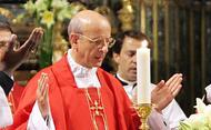 """Homilia de Quinta-feira Santa: """"Ninguém está excluído do amor de Jesus"""""""