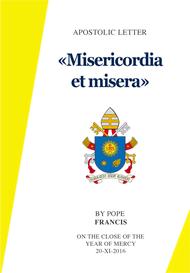 "Apostolic Letter ""Misericordia et Misera"""