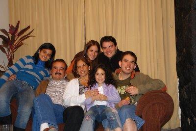 Întreaga familie Miskulin