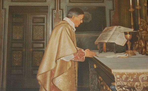 Opus Dei - A Santa Missa, centro e raiz da vida do cristão