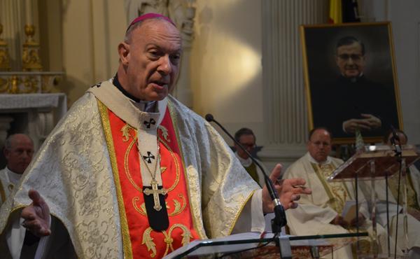 Journée en l'honneur de saint Josémaria à Bruxelles