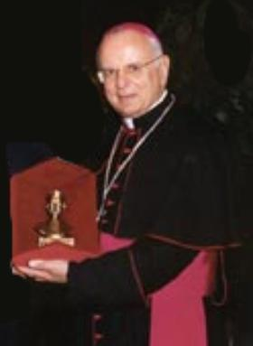 Mgr Monterisi : « La prélature personnelle, une figure qui enrichit la communion de l'Église ».