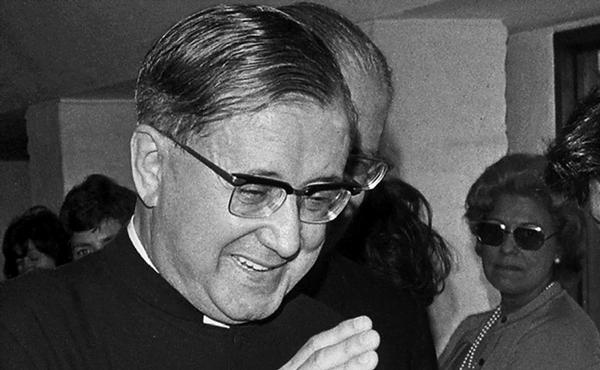 Opus Dei - São Josemaria Escrivá, Mestre de oração na vida corrente
