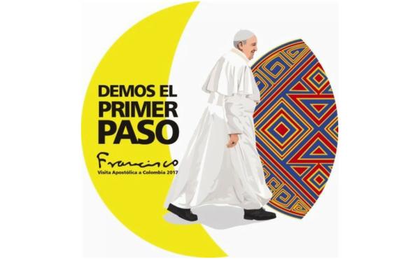 Opus Dei - Viagem do Papa Francisco à Colômbia (2017)