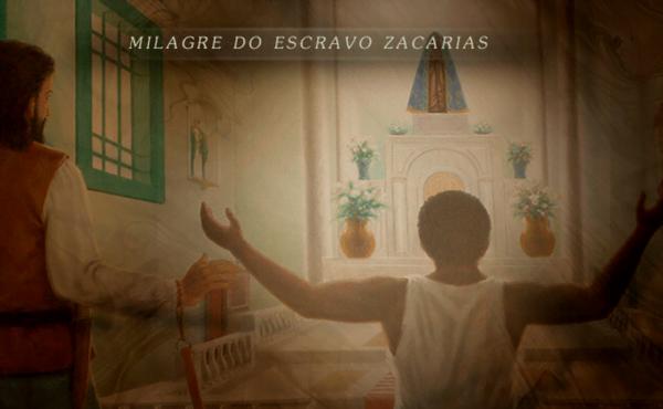 Opus Dei - Nossa Senhora nos quer livres