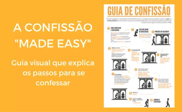 Opus Dei - Guia visual para a confissão