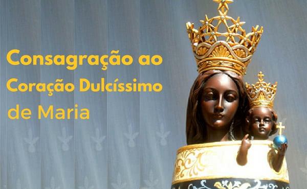 Opus Dei - A Consagração do Opus Dei ao Coração Dulcíssimo de Maria