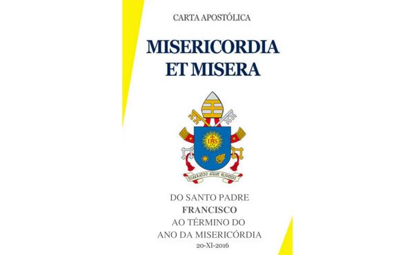 "Opus Dei - Carta Apostólica ""Misericordia et misera"""