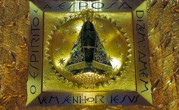 Opus Dei - História da aparição da imagem