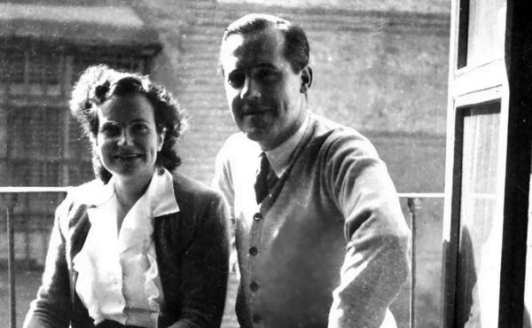 Laura e Eduardo Ortiz de Landázuri