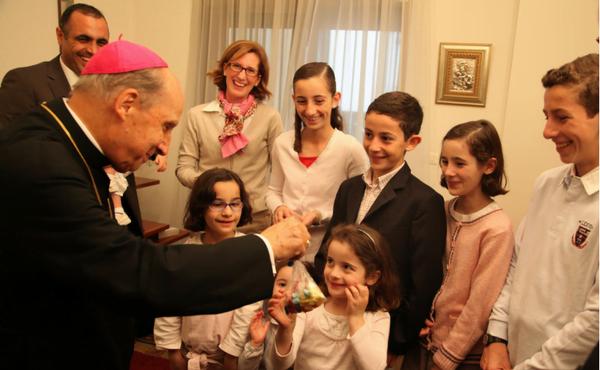 Opus Dei - Consagração das famílias dos fiéis do Opus Dei