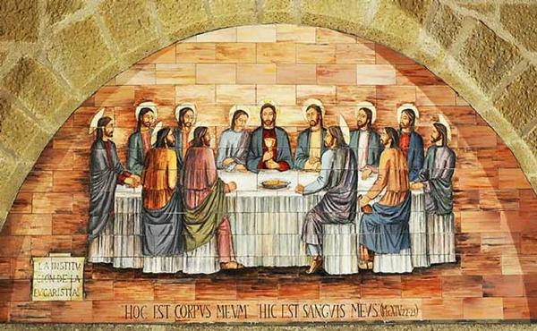 O que é a Eucaristia?