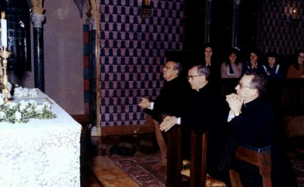 A Eucaristia, mistério de fé e de amor