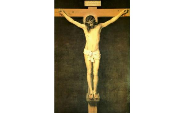 Meditar diante da cruz