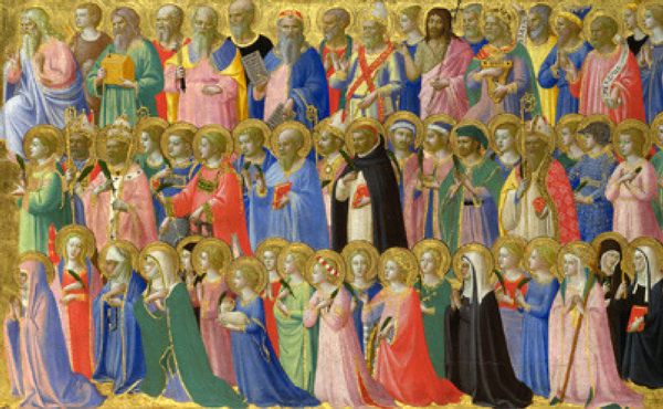O que é a comunhão dos santos?
