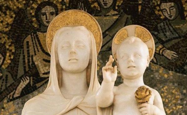 """Opus Dei - """"Mãe Imaculada, faz que só me mova o Amor"""""""