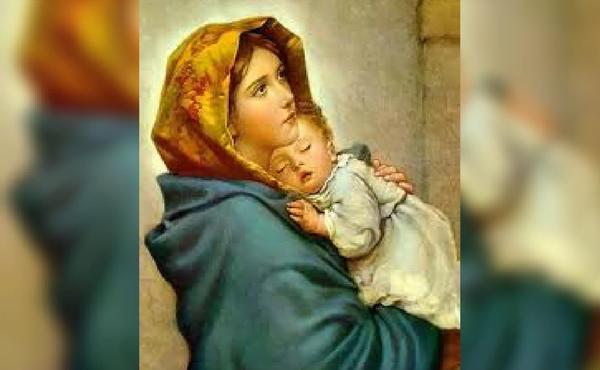 Mãe de Deus e nossa mãe
