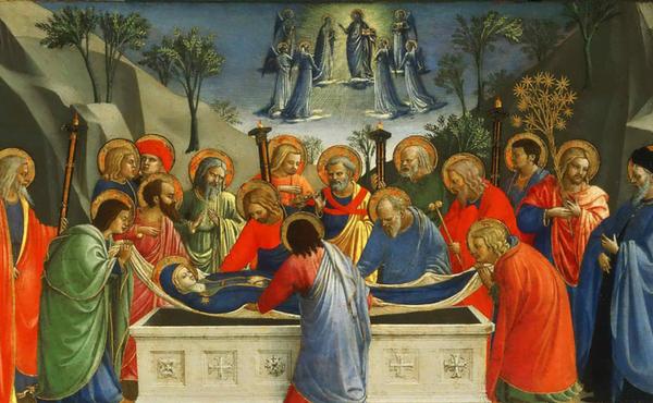 Opus Dei - A Assunção de Nossa Senhora