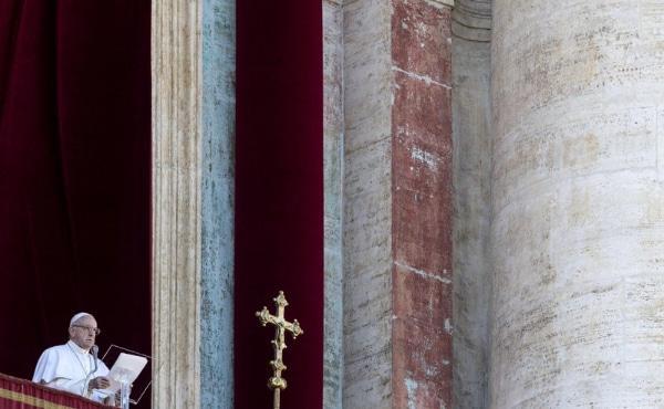 Natal de 2018 com o Papa Francisco