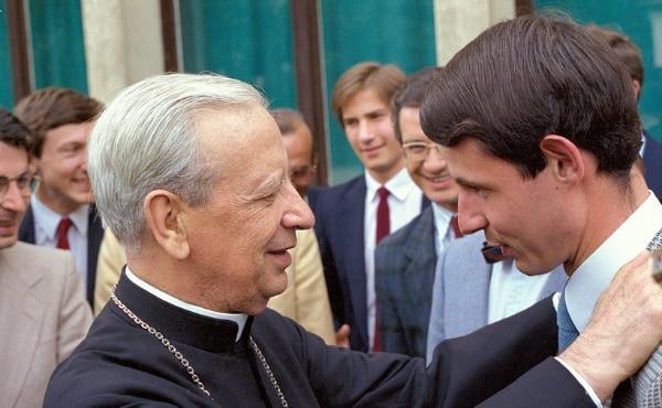Dom Álvaro, os jovens e a paz