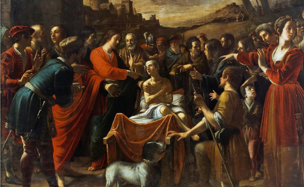 Opus Dei - A compaixão de Jesus