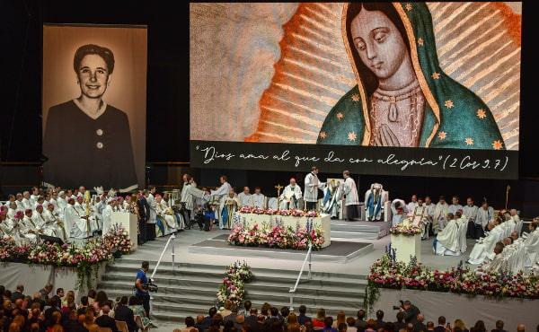 Homilia na beatificação de Guadalupe Ortiz de Landázuri