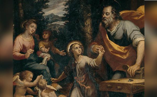 Opus Dei - Na casa de Nazaré