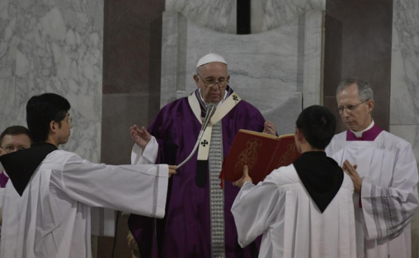 Opus Dei - Onde devemos fixar o olhar ao longo do caminho da Quaresma?