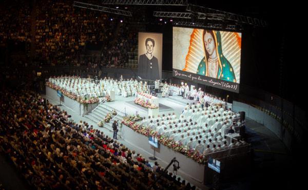 Papa Francisco expressa alegria pela beatificação de Guadalupe Ortiz de Landázuri