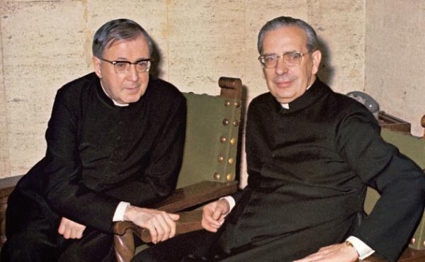Opus Dei - Eleição de Dom Álvaro del Portillo como primeiro sucessor de São Josemaria