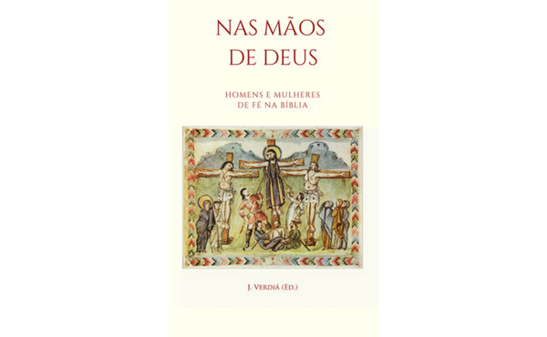 """Livro digital """"Nas mãos de Deus"""""""