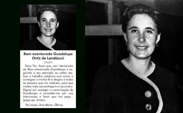 Oração a Guadalupe Ortiz de Landázuri