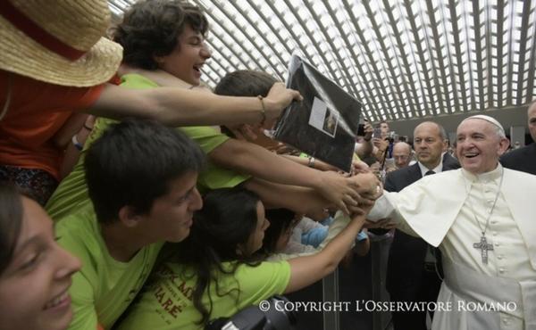 Opus Dei - Batismo como porta da esperança