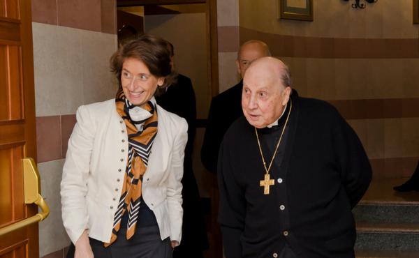 Opus Dei - Recordações de D. Javier Echevarría