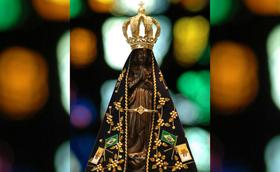 Mensagens de Nossa Senhora Aparecida II – Devemos ser santos e imaculados na presença de Deus.