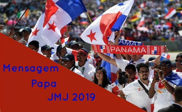 Opus Dei - Mensagem do Papa para a JMJ 2019