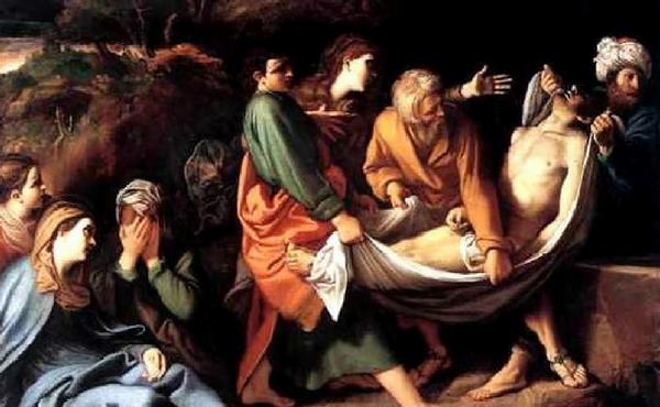 Opus Dei - Vida de Maria (XVI): Sepultura de Cristo