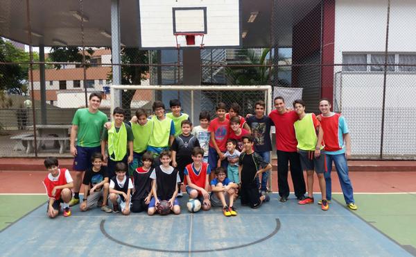 Opus Dei - Clube Itacolmy: a serviço da família