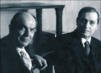 Leonardo Mondadori i Vittorio Messori