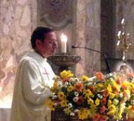 Celebración litúrgica por la fiesta de San Josemaría Escrivá