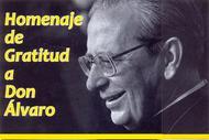 Homenaje a don Álvaro del Portillo