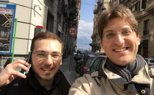 Opus Dei - Nelle mense dei poveri di Napoli