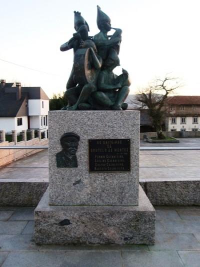 Monumento os Gaiteiros de Soutelo (elcorty)