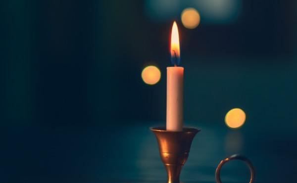 2ª feira da 25ª semana do Tempo Comum: uma lâmpada acesa